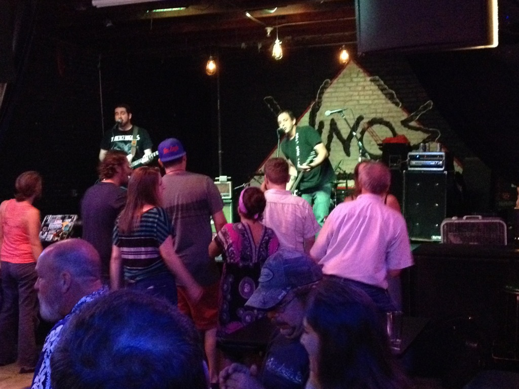 Rock for a Reason Fundraiser a Headbanging Success!