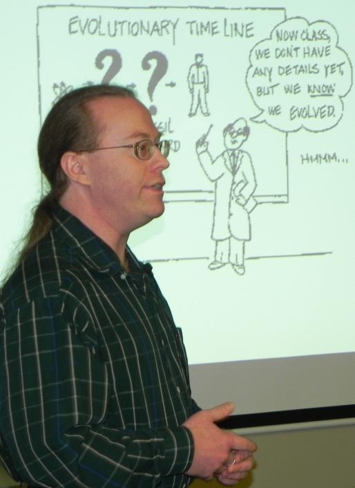 Joe Daniel at ASF